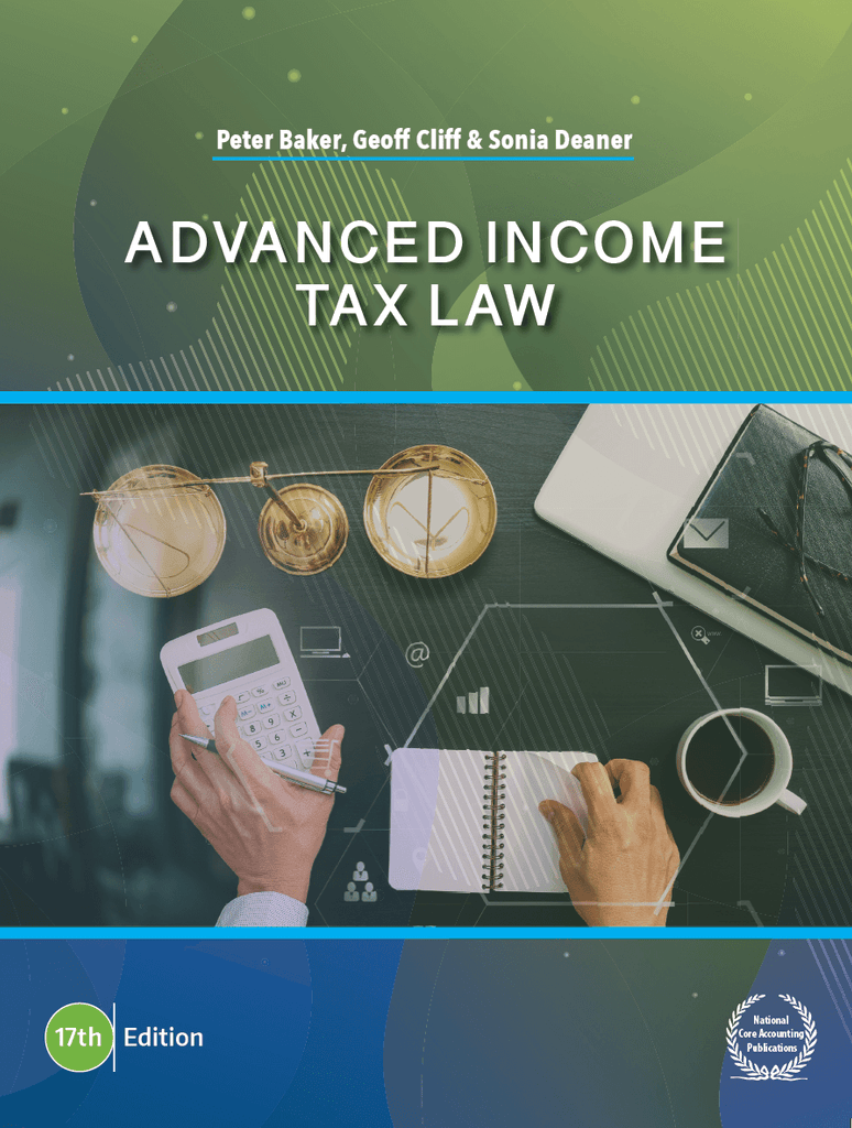 Advanced Income Tax Law 17th Edition