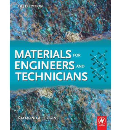 Materials for Engineers & Techicians 5th