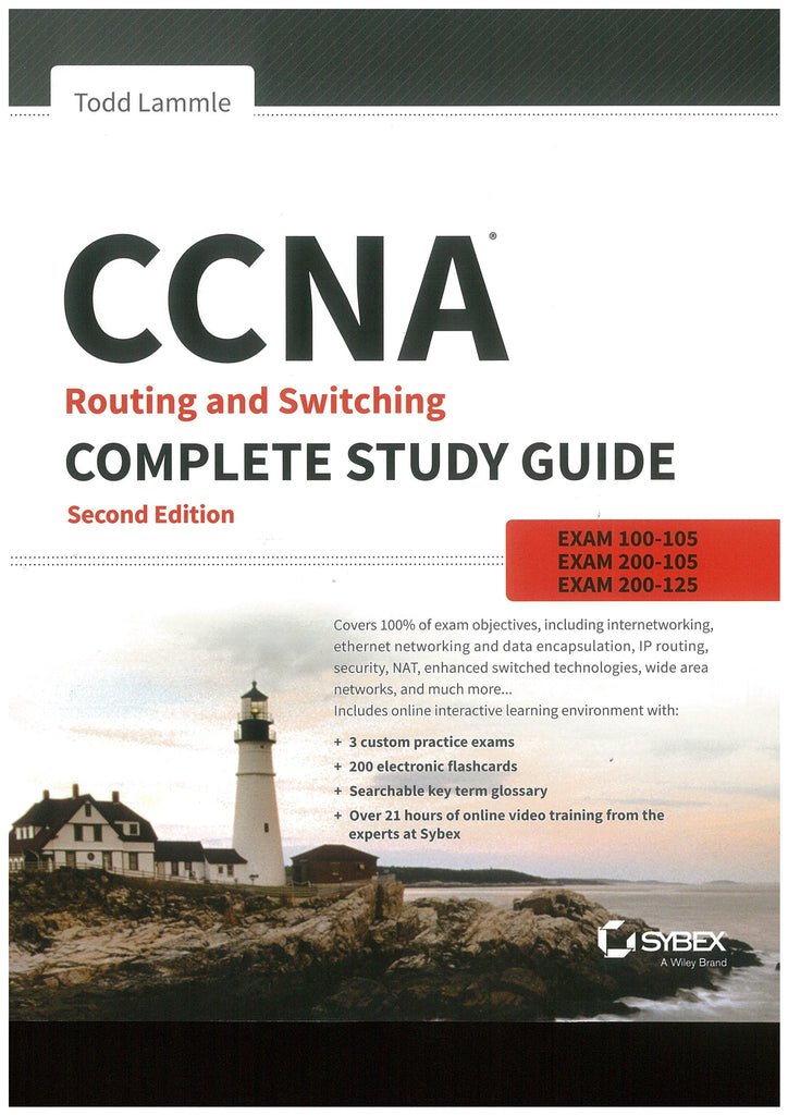 CCNA Routing and Switching Study Guide 2ed