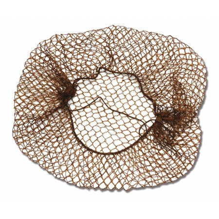 Hairnet Brown one Size
