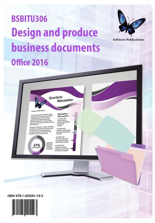 Design and Produce Business Documents Office 2016