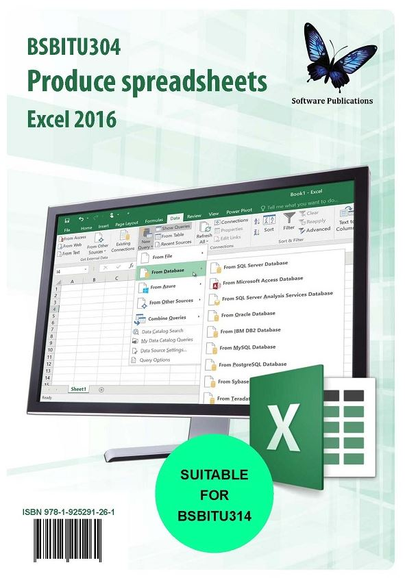 Produce Spreadsheets Excel 2016