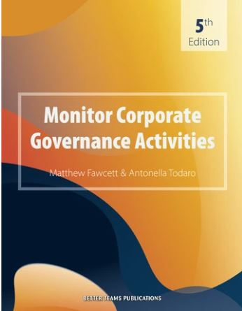 Monitor Corporate Governance 5ed
