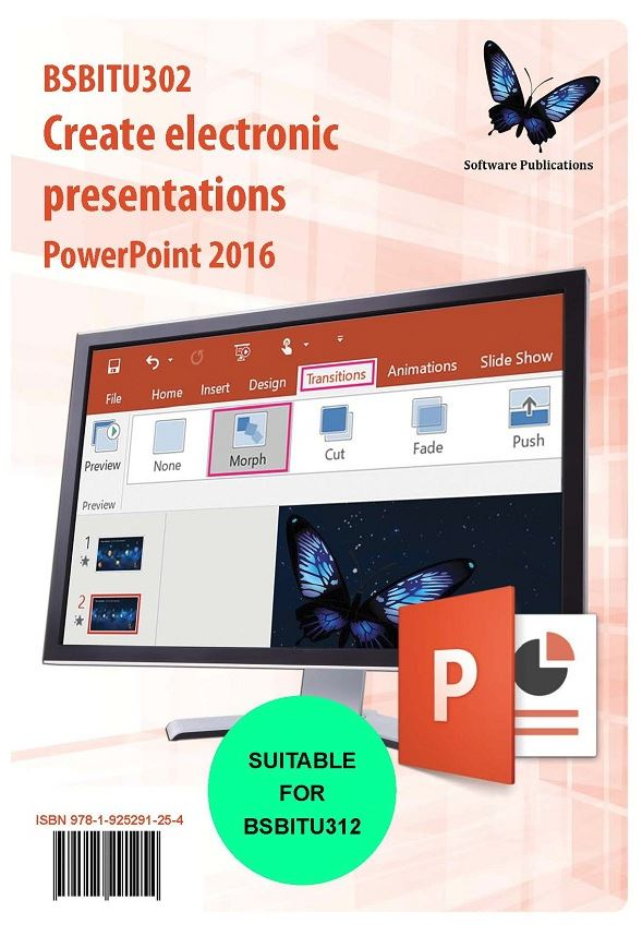 Create Electronic Presentations PowerPoint 2016