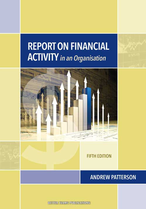 Report On Financial Activity 5ed