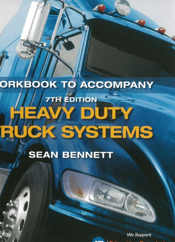 Heavy Duty Truck System 7th ed Student Workbook