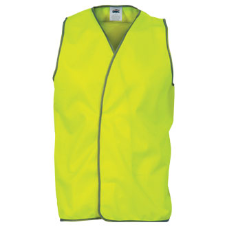 Vest Norss Day Use Hi-Viz Safety - Yellow