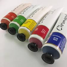 Paint Chromacryl 75ml ast
