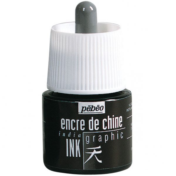 Ink India graphic Pebeo 45ml