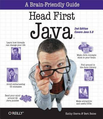 Head First Java 2ed