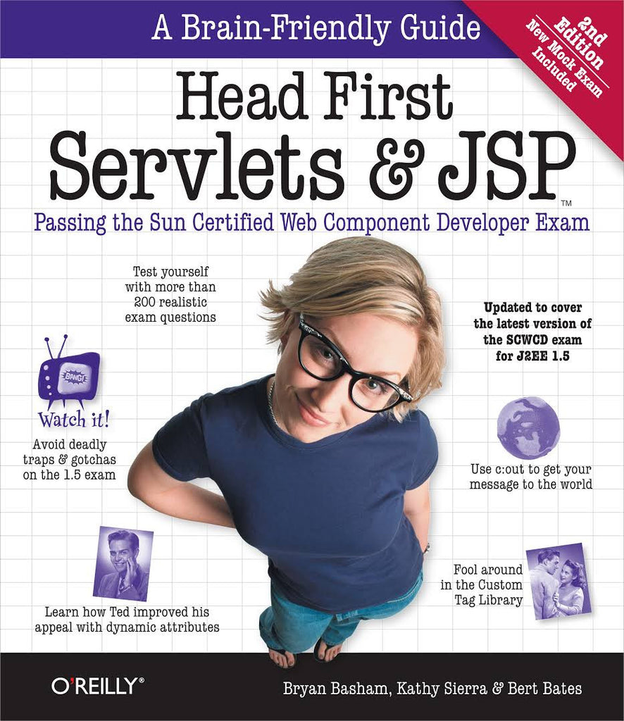 Head First Servlets and JSP 2ed