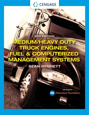 Medium/Heavy Duty Truck Engines, Fuel & Computerized Management Systems 6e