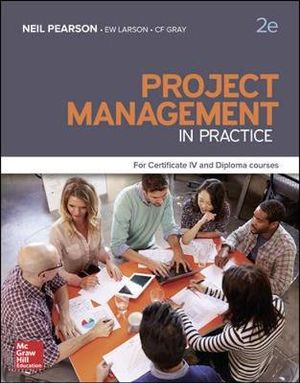 Project Management In Practice 2ed (Includes Connect, LearnSmart)