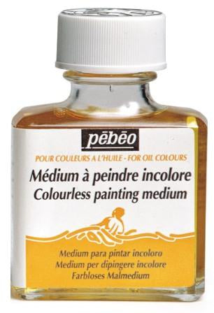Pebeo Colourless Painting Medium
