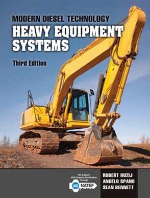 Modern Diesel Technology Heavy Equipment Systems 3ed