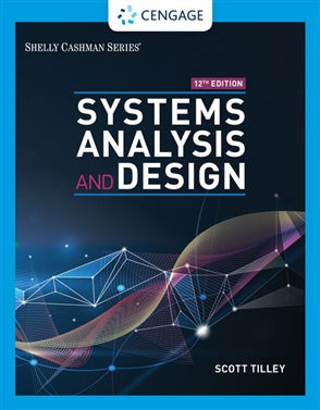 System Analysis and Design 12ed