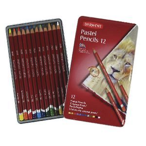 Pencils Derwent Pastel Pk12