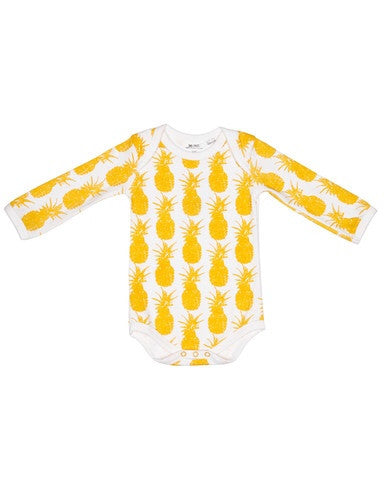 Two Tykes Prickley Pine Long Sleeve Body Suit