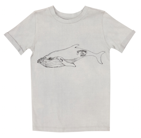Raised by the Desert- Lachie Whale Shirt