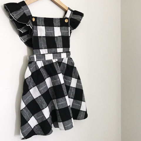 Ruffets and Co Stella Pinafore