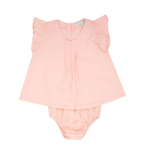 Bella and Lace Sophie Baby Set Sorbet