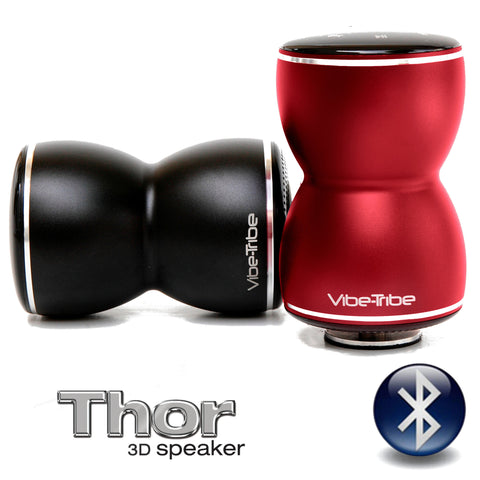 Vibe-Tribe Thor: 20Watt Bluetooth Full-Feature Vibration Speaker, Hands-free, MP3 reader