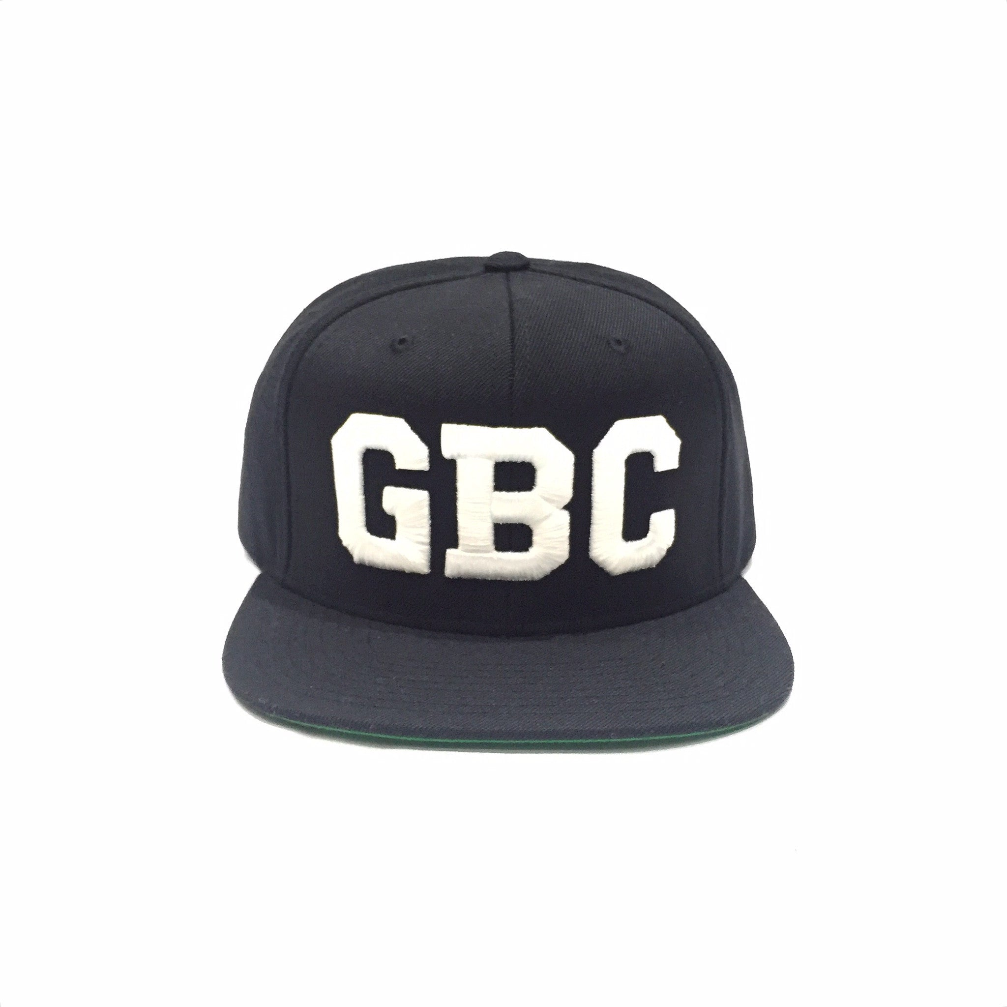 "Guy Benson Collection ""GBC"" SnapBack Hat - Black/White"