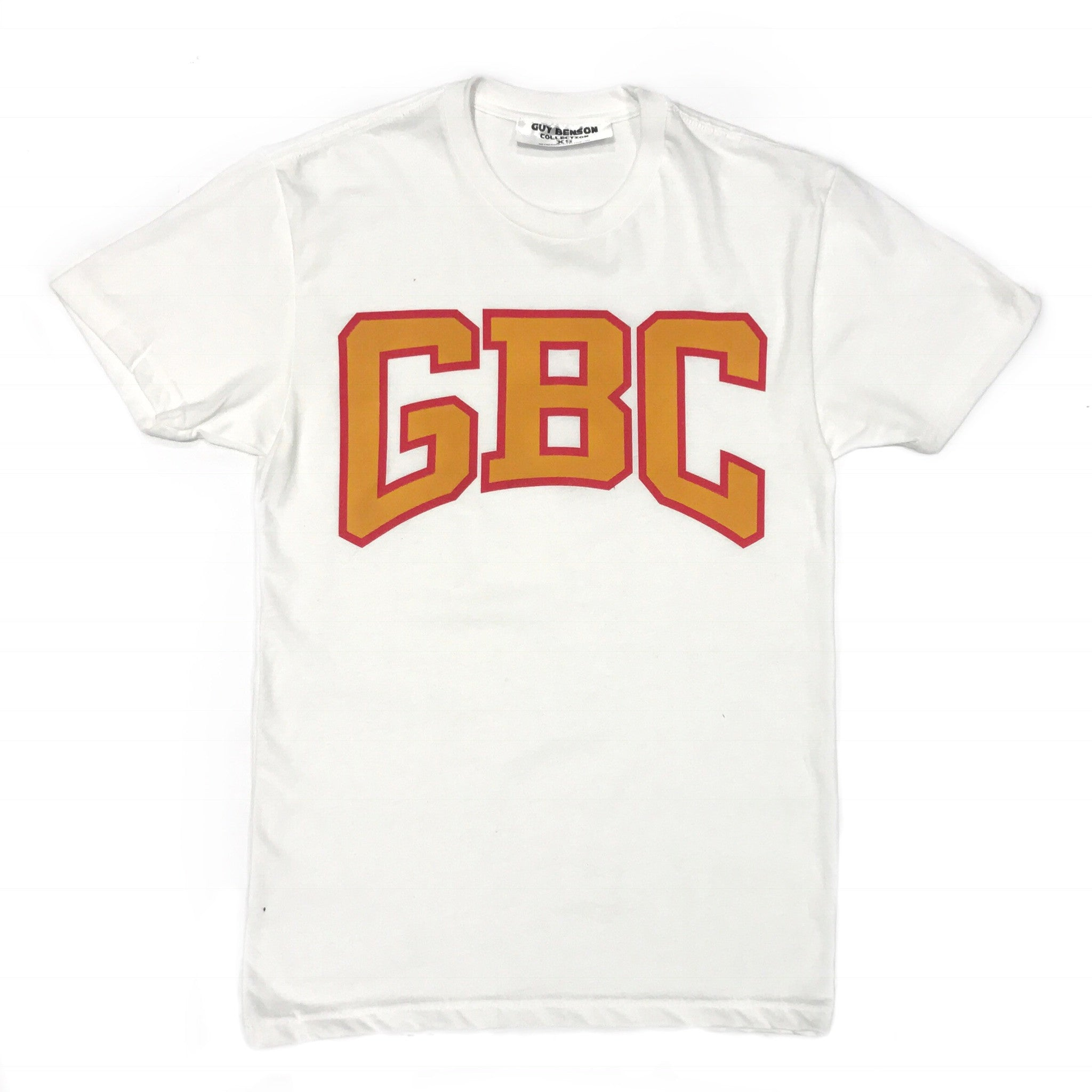 "Guy Benson Collection ""GBC"" Revenge Tee -White"