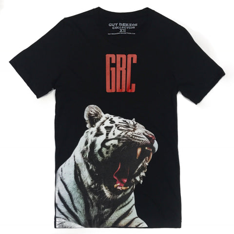 Guy Benson Collection White Tiger Tee - Black