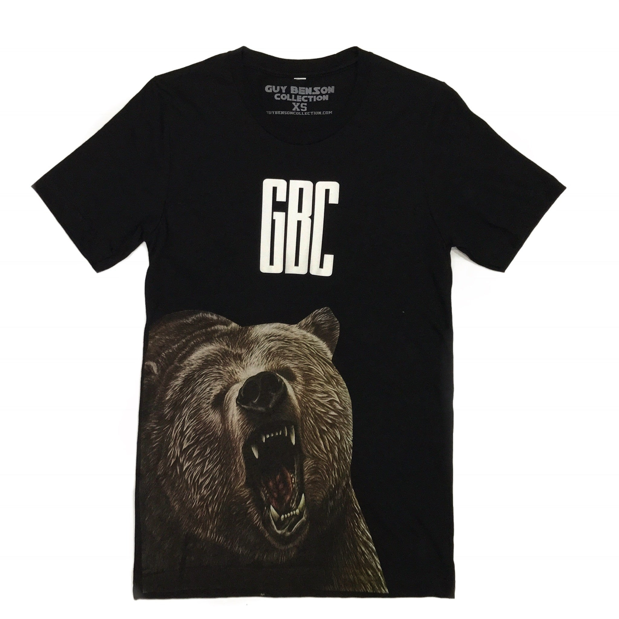 Guy Benson Collection Bear Tee - Black