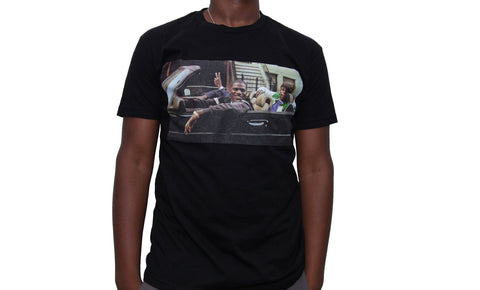 "365 Clothing ""Come Up"" T-shirt -Black"