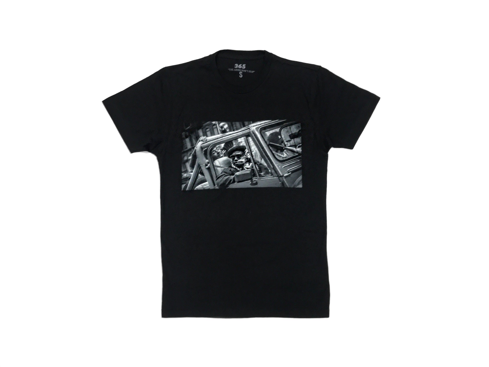 365 Clothing New Jack City Tee -Black