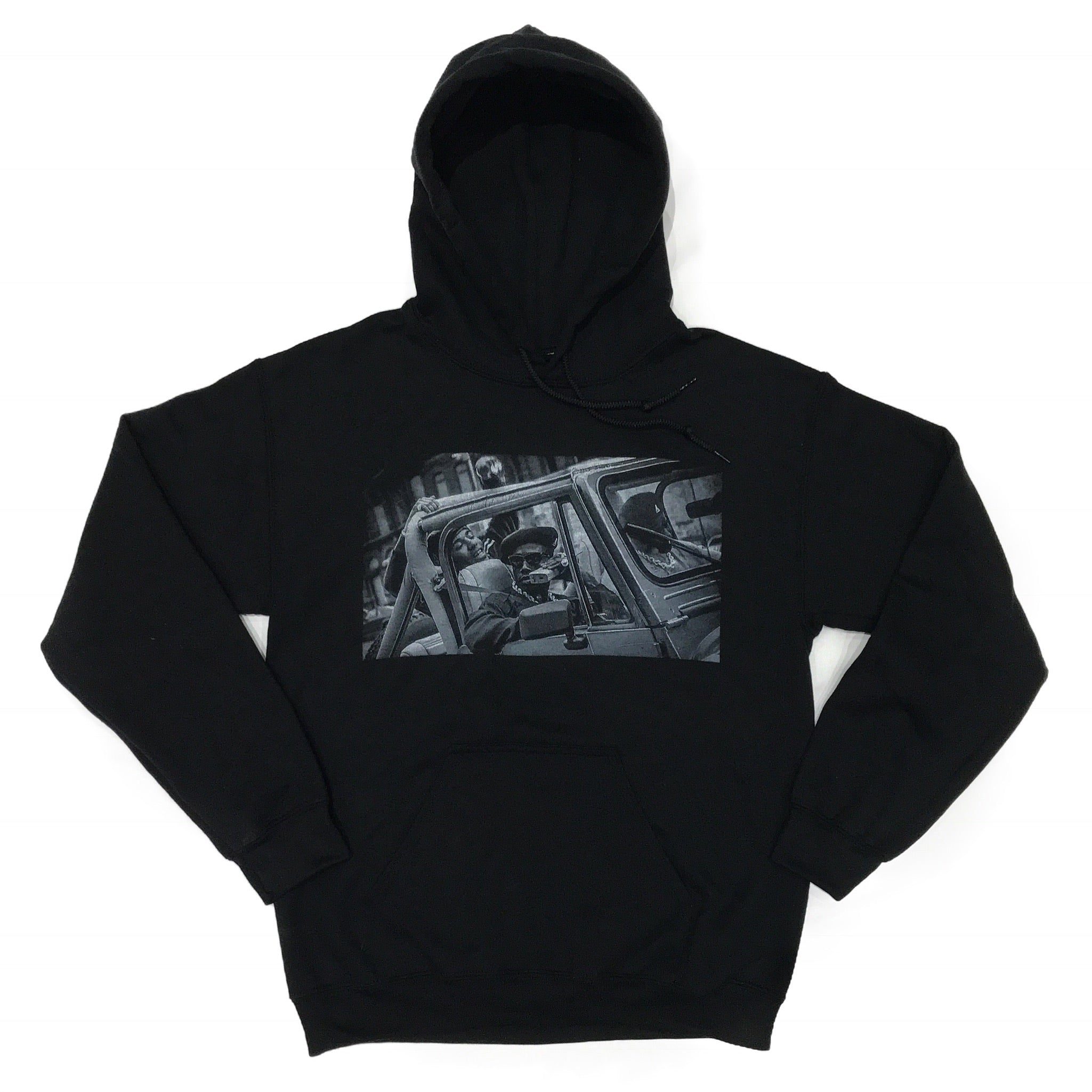 365 Clothing New Jack City Hoodie -Black