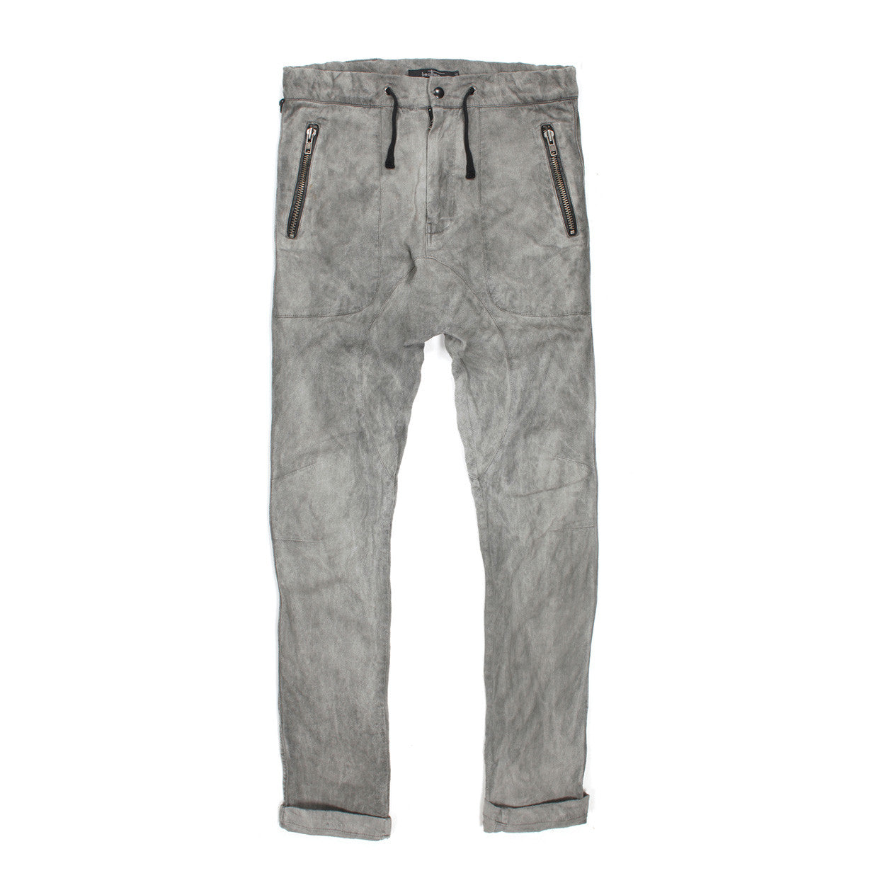 Heathen Continuum Pants - Grey