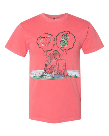 Guy Benson Collection Love Vs Money - Guava