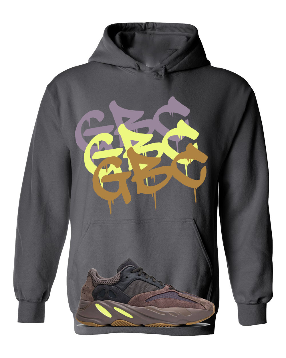 Guy Benson Collection gbc drip mauve color-way Hoodie