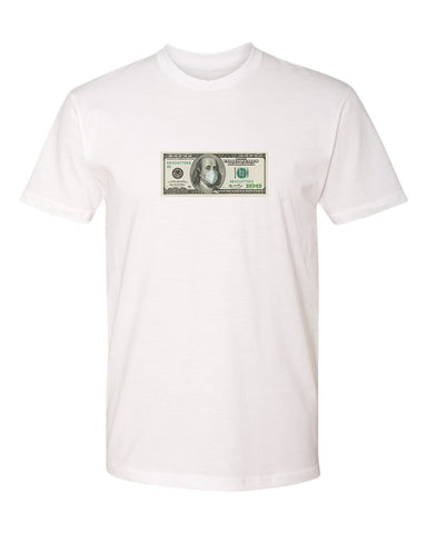 Pandemic Old Money Tee - White