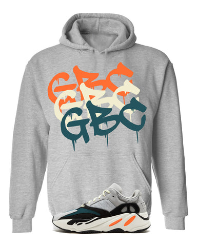 Guy Benson Collection gbc drip wave runner color-way Hoodie