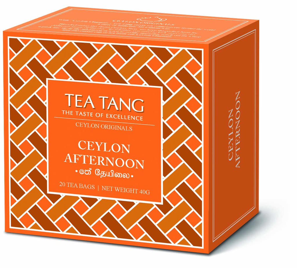 Ceylon Afternoon 20x2g Tea Bag Carton