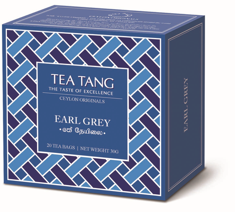 Earl Grey 20x1.5g Tea Bag Carton