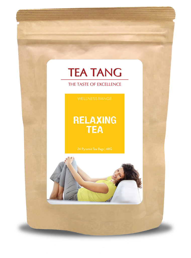 Relaxing Tea 24x2g Pyramid Tea Bag - Caffeine Free