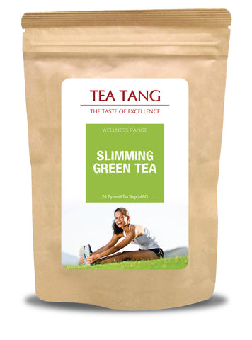 Slimming Green Tea 24x2g Pyramid Tea Bag