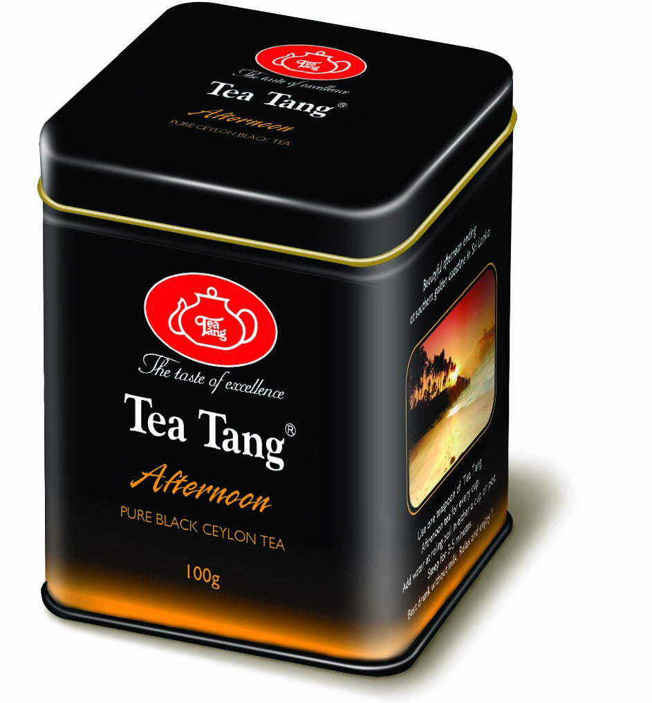 Afternoon Tea 100g Can