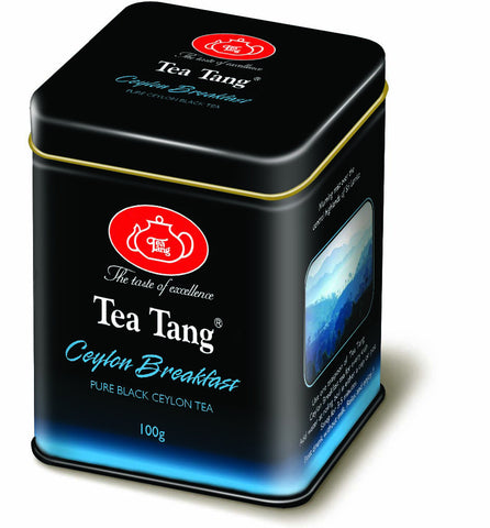 Ceylon Breakfast Tea 100g Can