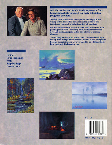 The Art of Bill Alexander and Buck Paulson, Series 18