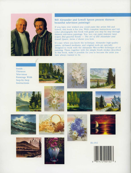 The Art of Bill Alexander and Lowell Speers, Series 2