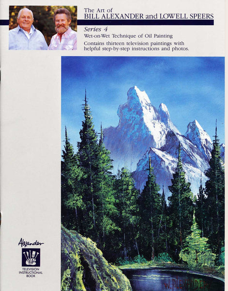 The Art of Bill Alexander and Lowell Speers, Series 4