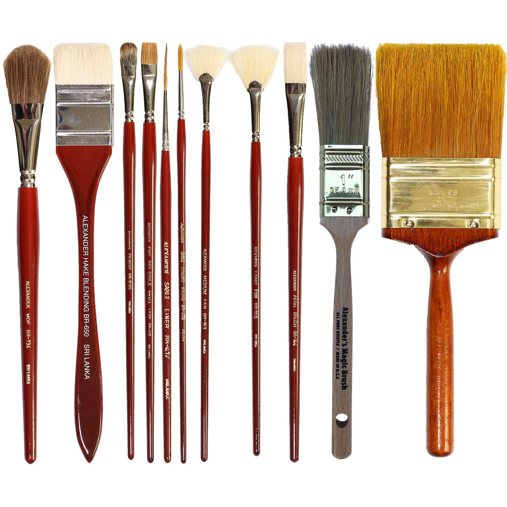 Alexander Brush Collection