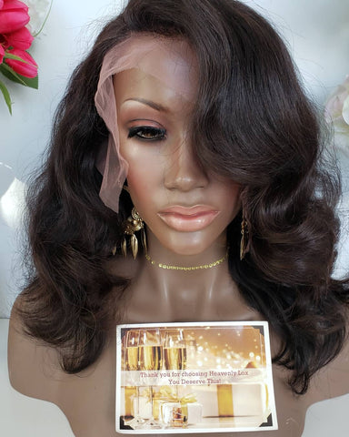 Short and Medium Length Wigs