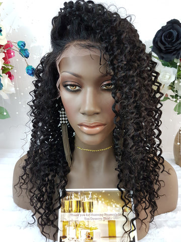 Morgan Lace Wig
